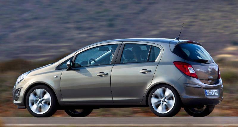 Opel corsa diesel 1