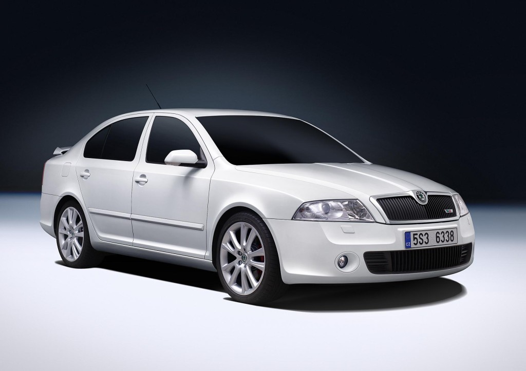 Sÿkoda Octavia RS